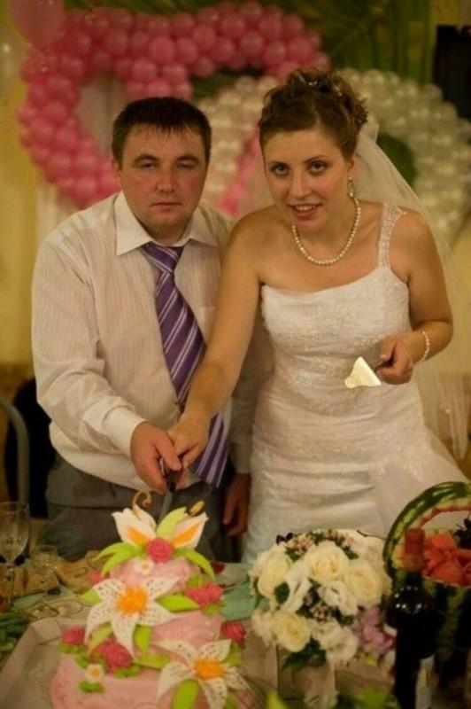 Эпичные свадебные фотографии (19 фото)