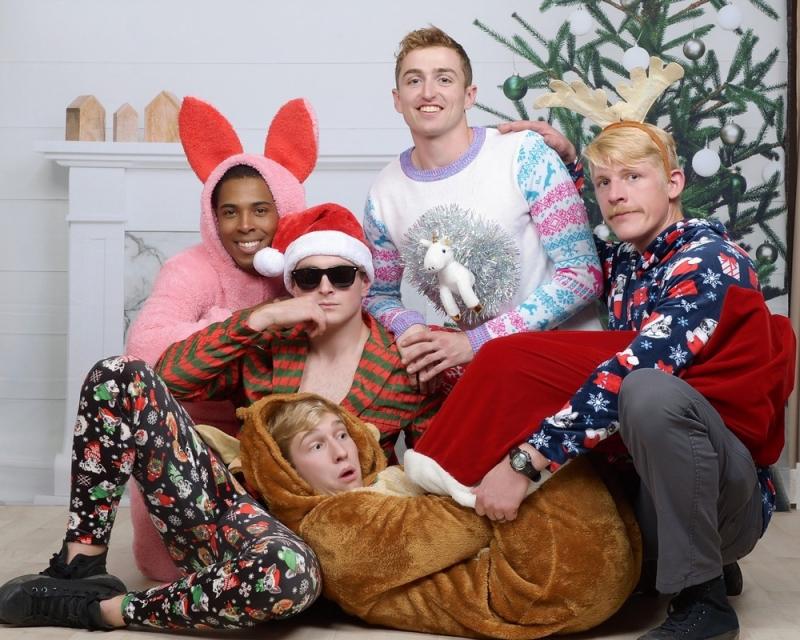 Забавные рождественские наряды - «Хорошее настроение»