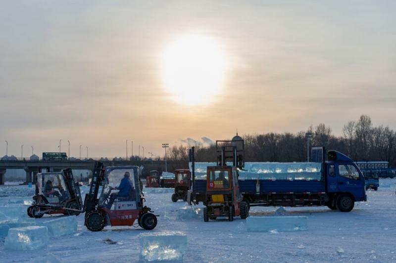 Харбинский мир льда и снега