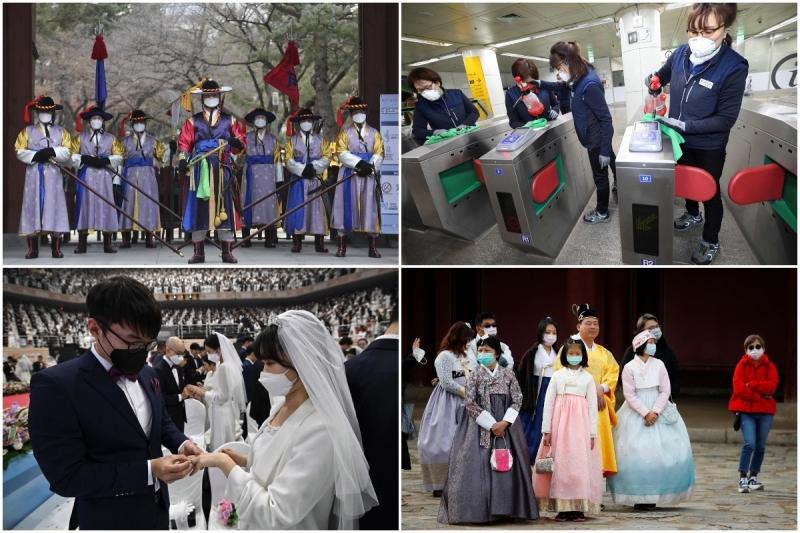 Интересные фото из Южной Кореи - «Хорошее настроение»
