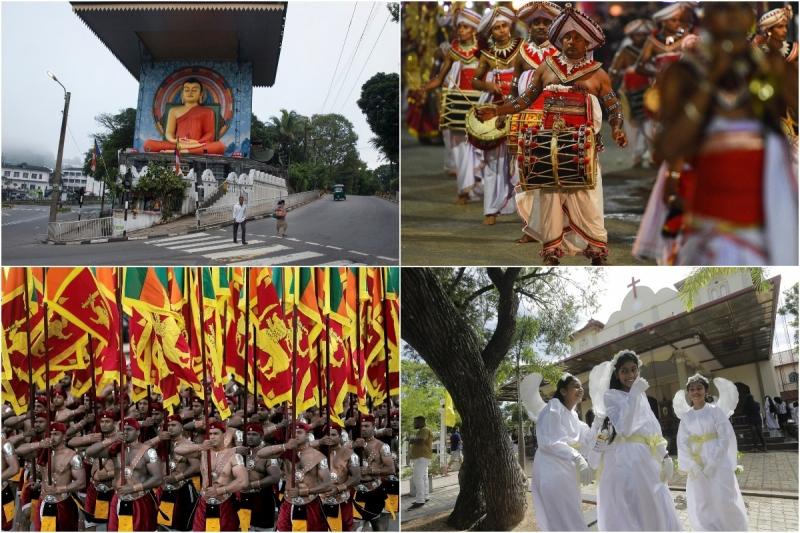 Интересные снимки из Шри-Ланки - «Хорошее настроение»