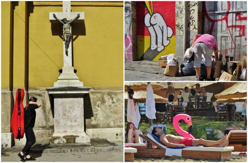Неожиданные совпадения на уличных снимках Антимоса Нтагкаса - «Хорошее настроение»