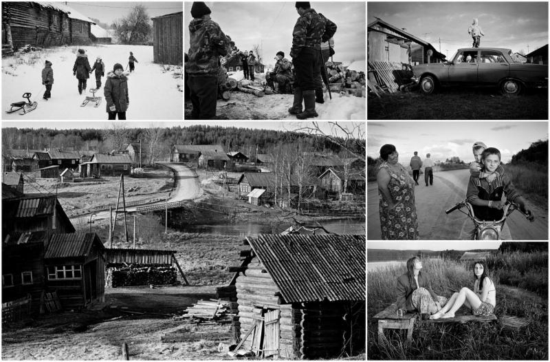 «Колодозеро»: атмосферные черно-белые снимки Алексея Мякишева - «Хорошее настроение»