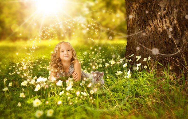 Хорошо б вернуться в детство и поверить в чудеса!