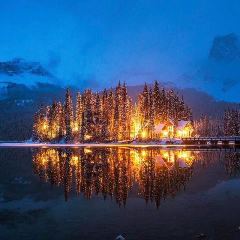 Красивые фото из путешествий Майкла Матти - «Хорошее настроение»