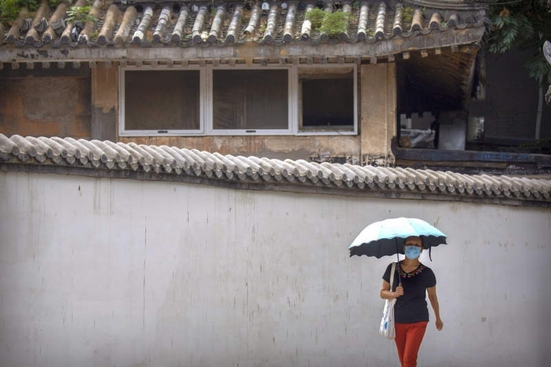 Сентябрьские фото из Китая - «Хорошее настроение»