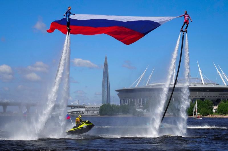 Интересные кадры из России - «Хорошее настроение»