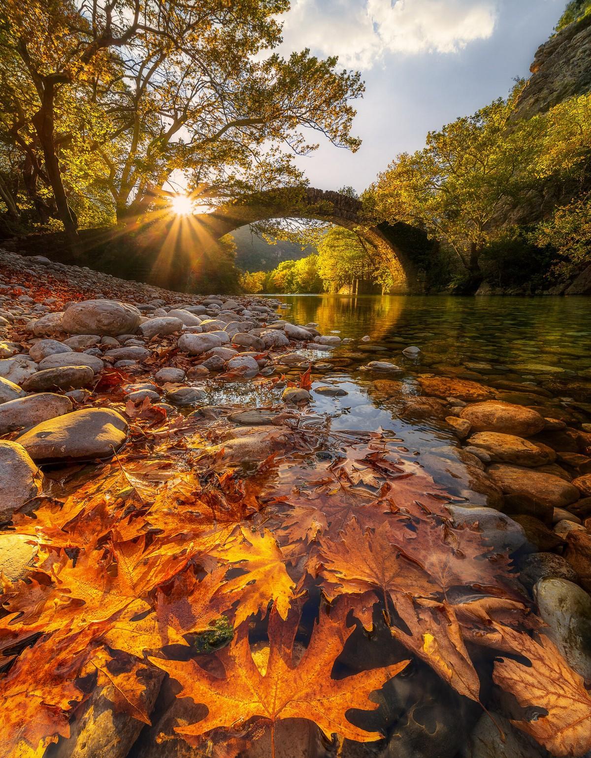 Красивые пейзажные снимки Александроса Малапетсаса - «Хорошее настроение»
