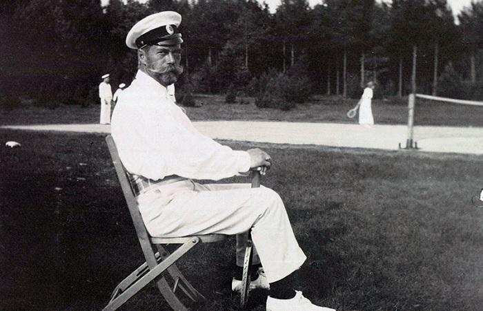 Развлечения императора Николая II и его семьи - «Фото»