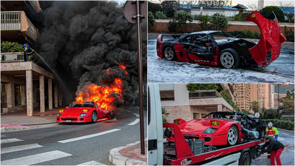 Видели как горит 1 000 000 евро? Посмотрите! - «Хорошее настроение»