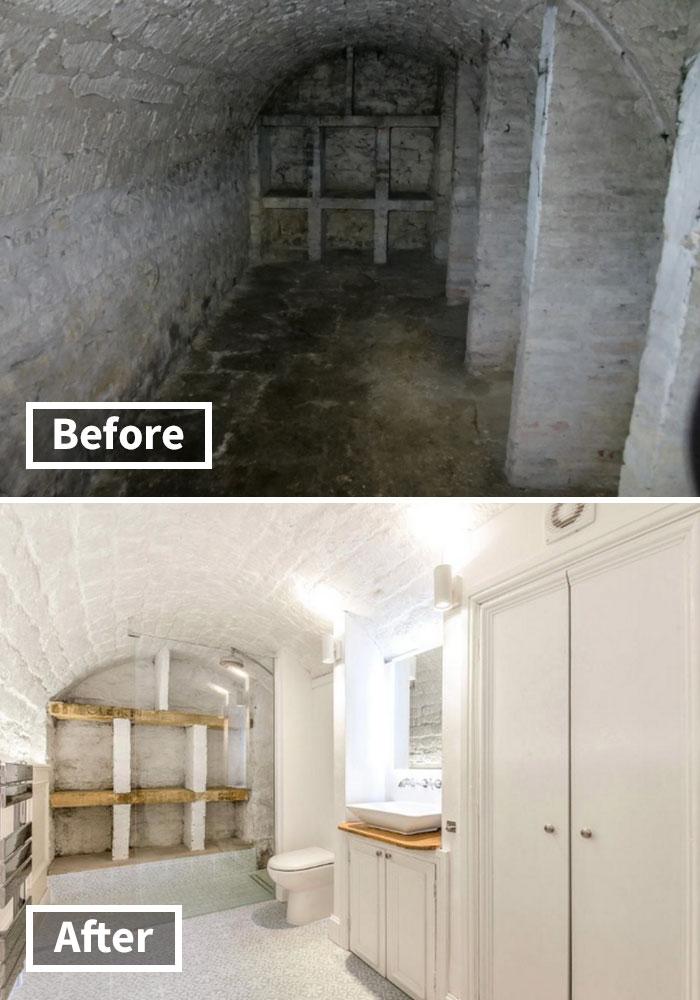 Фотографии жуткого «подземелья», превращенного в роскошную квартиру за $ 592 000 - «Фото»