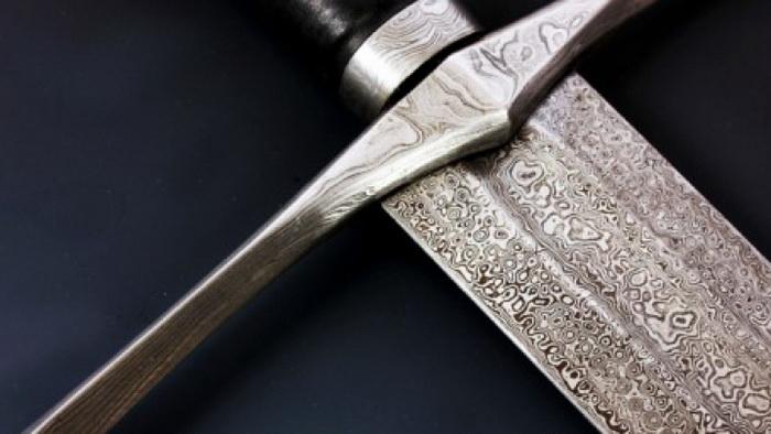 Потерянный рецепт дамасской стали