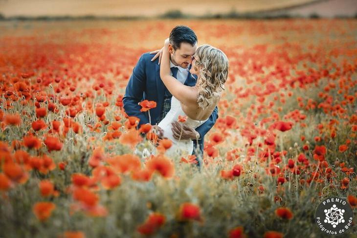 20 свадебных фотографий с международного конкурса