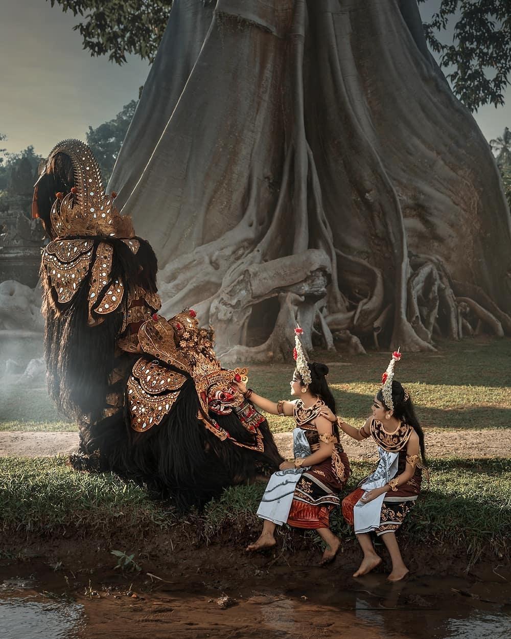 Мастер портретной фотографии Рариндра Пракарса - «Хорошее настроение»