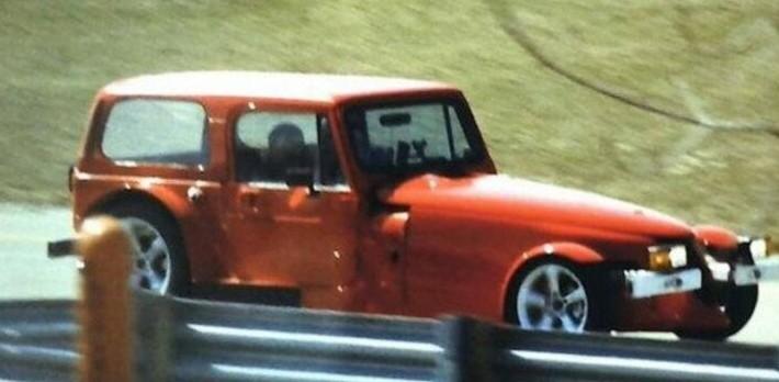 Необычные машины и дорожные моменты (26 фото) - «Авто приколы»