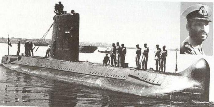 Субмарины, потопившие корабли после Второй мировой войны