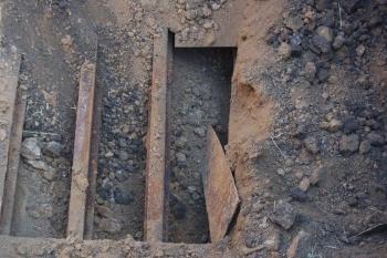 Раскопки немецкого подземного бункера в Ростовской области (15 фото) - «Хорошее настроение»