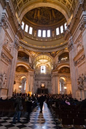 Собор святого Павла (18 фото) - «Хорошее настроение»