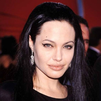 Как с годами менялась Анджелина Джоли (22 фото) - «Хорошее настроение»
