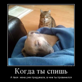 Когда ты спишь - «Хорошее настроение»