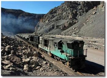 Железная дорога в Чили (15 фото) - «Хорошее настроение»