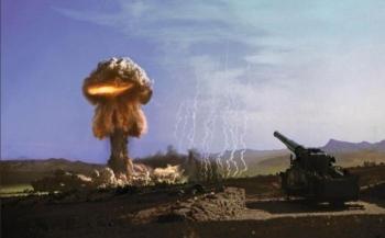 Ядерные взрывы в фотографиях (22 фото) - «Хорошее настроение»