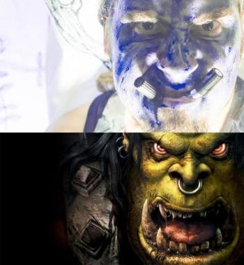 Угарный бюджетный косплей персонажей Warcraft (9 фото) - «Хорошее настроение»