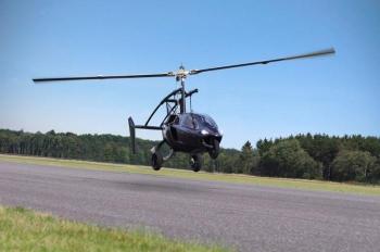 А Вы бы использовали такой персональный летающий транспорт? (11 фото+видео) - «Хорошее настроение»