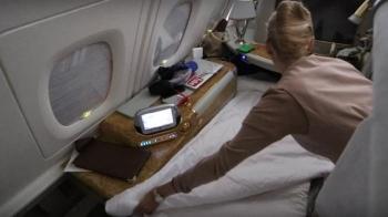 Американский блогер бесплатно слетал из Дубая в Нью-Йорк первым классом (11 фото) - «Хорошее настроение»