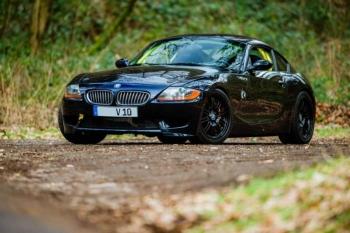 BMW Z4 с двигателем от Dodge Viper (10 фото) - «Хорошее настроение»