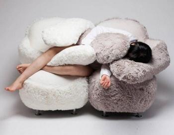 Free Hug Sofa — диван для объятий (4 фото) - «Хорошее настроение»