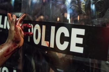 Гражданские беспорядки в США: Шарлотт в огне ! - «Фото»