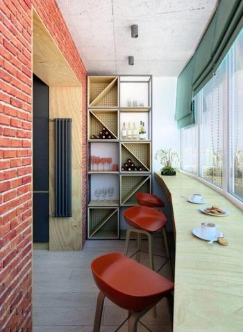 Идеи как сделать балкон уютным (8 фото) - «Хорошее настроение»