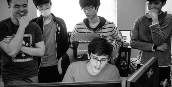 Как тренируются команды по киберспорту