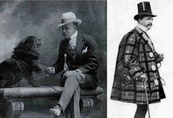 «Король пижонов» – модник XIX века, в гардеробе которого было 5000 галстуков и 300 пар перчаток ! - «Фото»