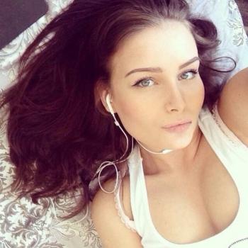 Красивые русские девушки на фото из Instagram - «Хорошее настроение»
