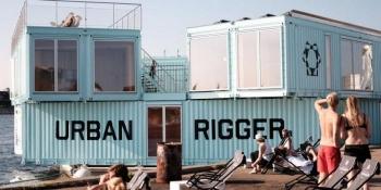 Плавающие общежития из морских контейнеров для датских студентов (15 фото) - «Хорошее настроение»