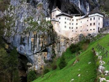Путешествие к Предъямскому замку, Словения (18 фото) - «Хорошее настроение»