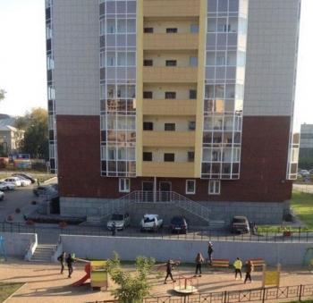 В Новосибирске подросток выжил после падения с 23 этажа (4 фото) - «Хорошее настроение»