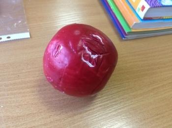 Жизнь пенопластовых фруктов в детском саду - «Хорошее настроение»