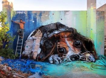 Зверушки из мусора (36 фото) - «Хорошее настроение»