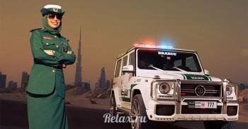 10 кадров о нетипичном полицейском транспорте — Авто !