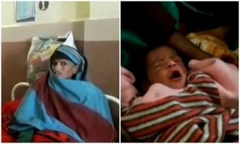 Редчайшее явление на планете: 65-летняя женщина стала матерью (5фото)
