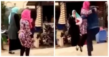 Их нравы: за объятия с женихом студентку из Египта отчислили из университета (3 фото+1видео)