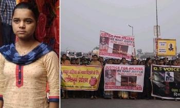 Индийскую девушку-подростка убили ради чести семьи (6фото)
