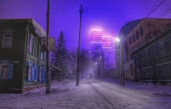 Киберпанк по-русски - «Хорошее настроение»