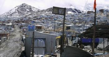 Ла-Ринконада — самый высокогорный город планеты, где очень много золота (19фото)