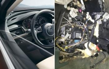 """""""Многострадальная"""" Audi Allroad приехала на сервис - «Хорошее настроение»"""