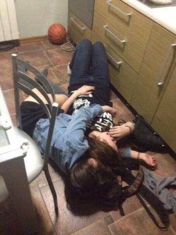 Новый год по-молодежному: безумства, алкоголь и разврат (20фото)