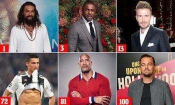 Опубликован список 100 самых красивых мужчин мира (28фото)